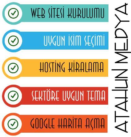 Web Sitesi kurulumu nasıl yapılır?
